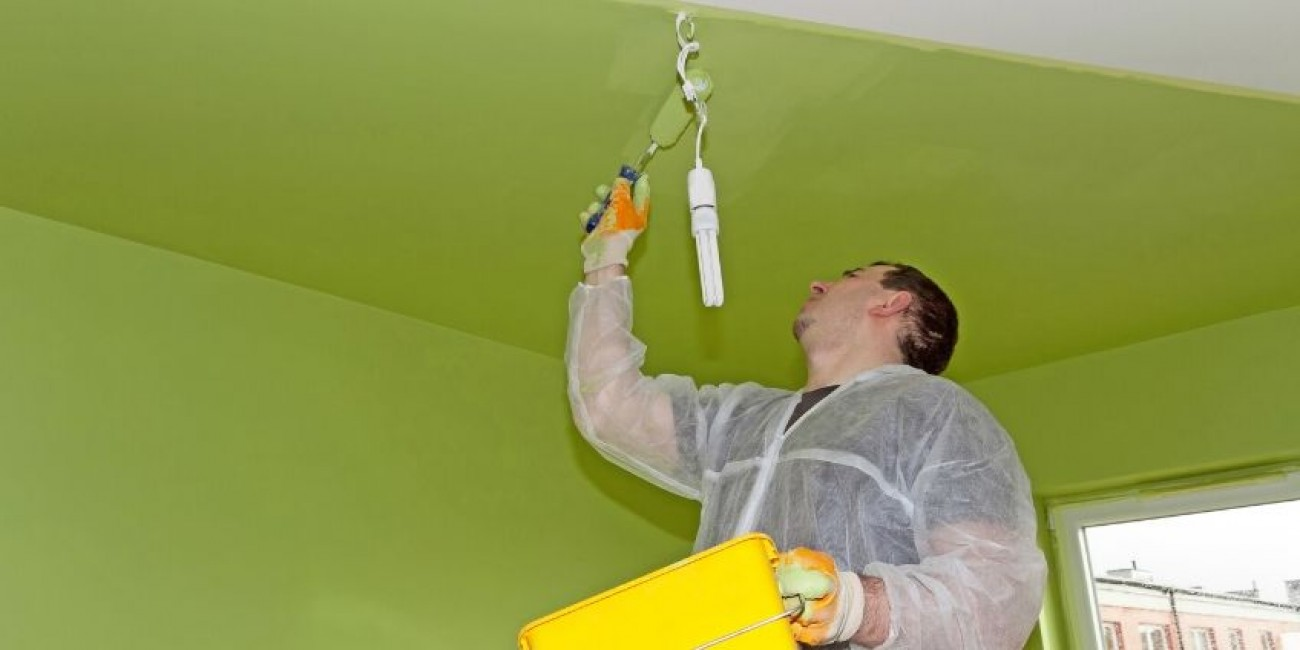 4 of the Top Reasons to Paint Your Ceiling