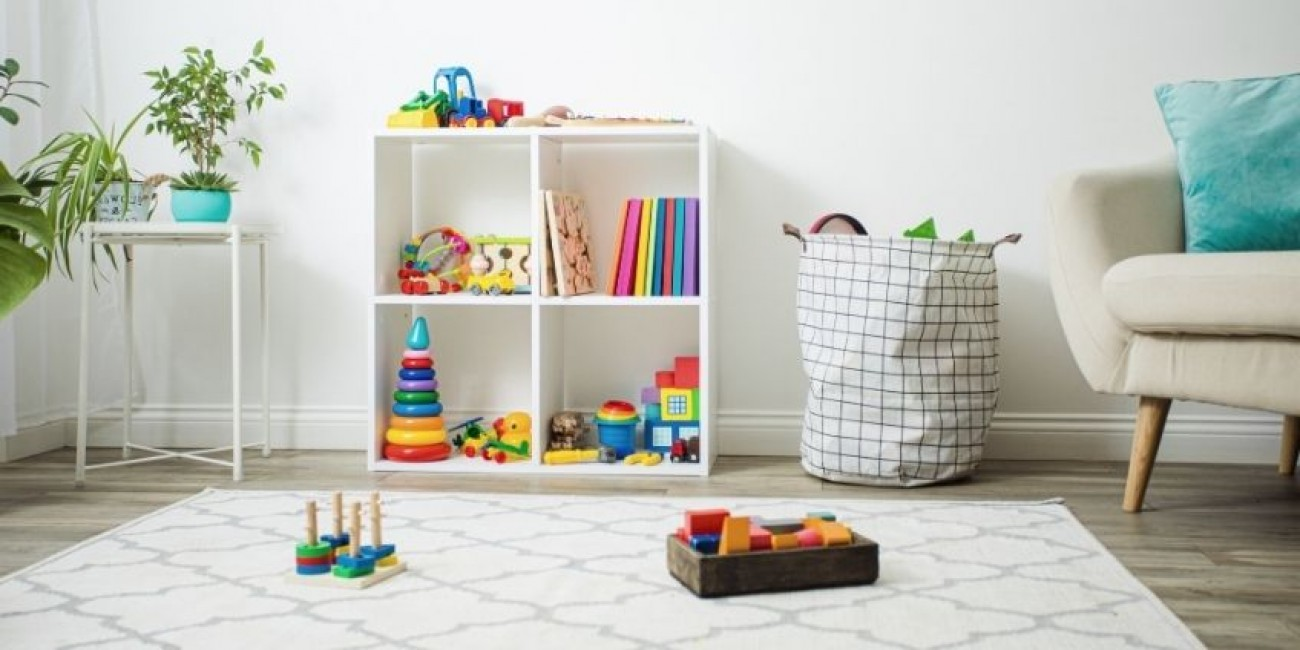 How To Design a Playroom for Your Kids