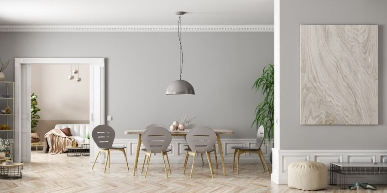 How To Choose a Paint Color for Your Dining Room