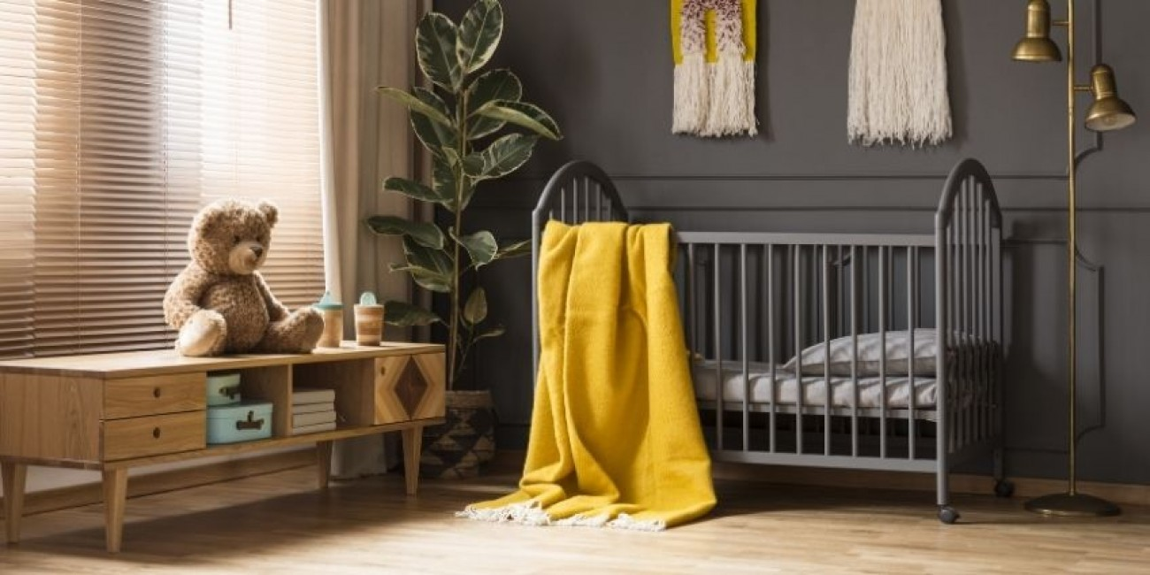 Design Tips for Baby-Proofing Your Nursery