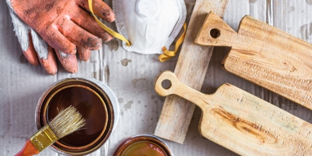Why Wood Stain Fumes Can Be Harmful