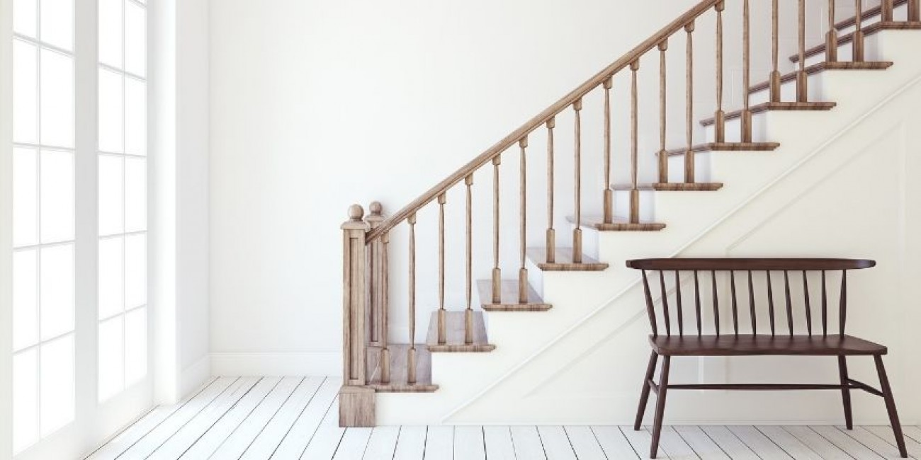 Tips for Painting and Refinishing Your Staircase