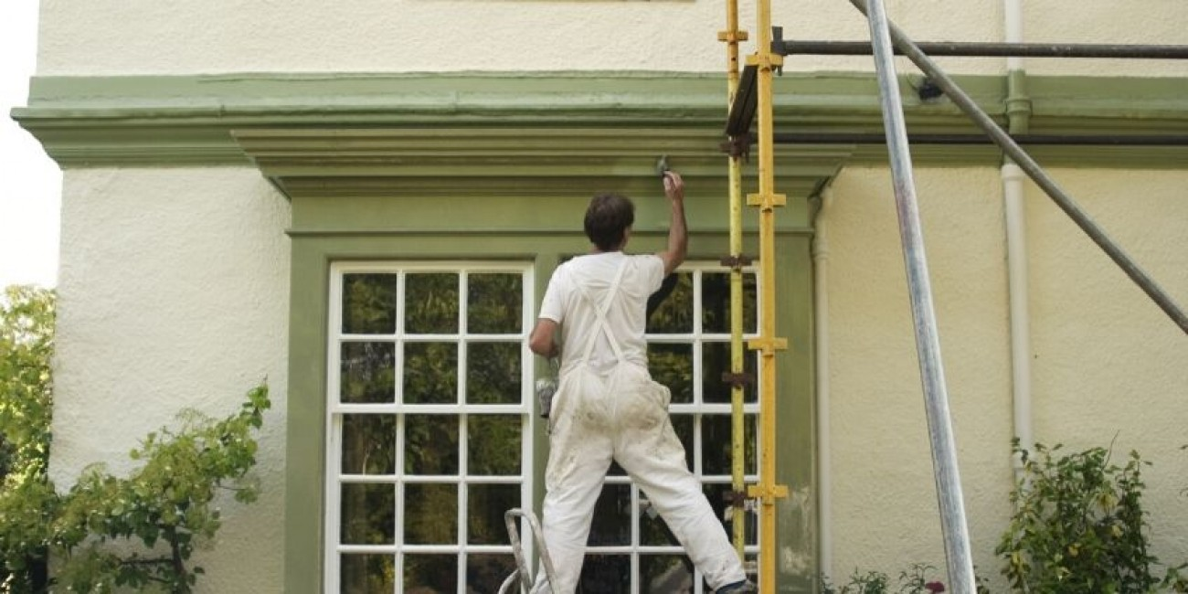 A Guide to Properly Painting Your Home's Exterior