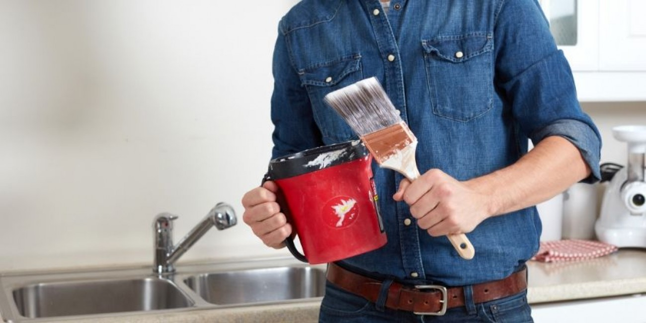 Tips for Painting the Entire Kitchen