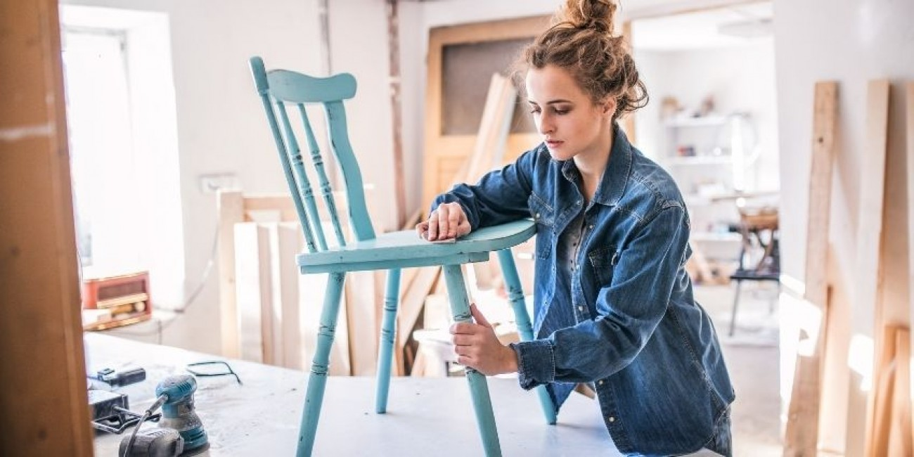 Awesome Ways To Give New Life to Old Furniture