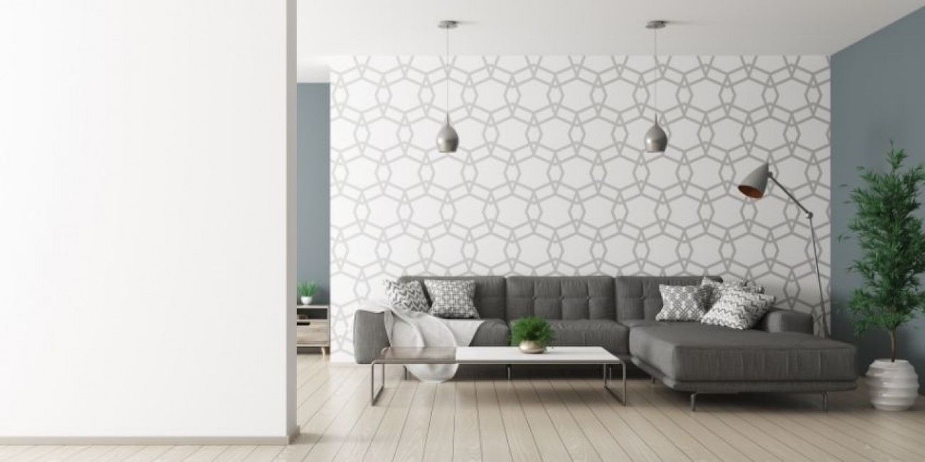 Tips for Painting a Geometric Wall Design