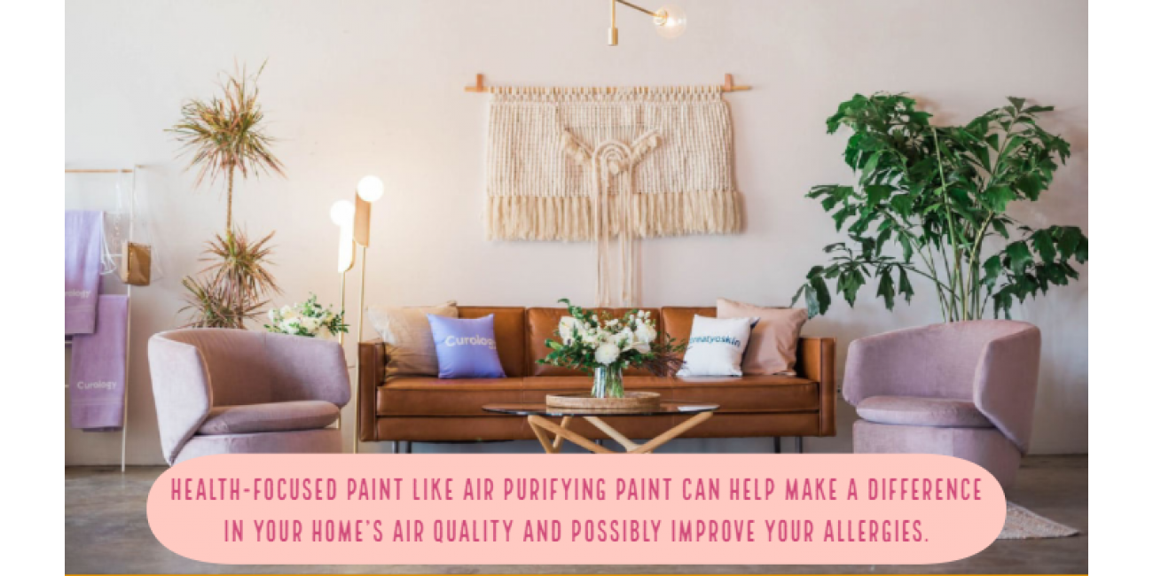 What is Air Purifying Paint and When to Use it to Enhance Your Home