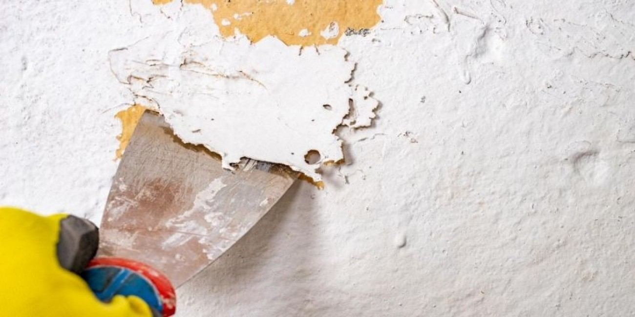 How To Remove Old Paint from Your Walls