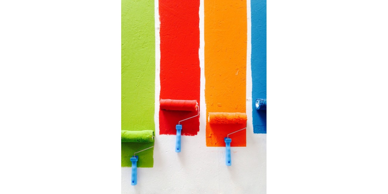 Eco Friendly, Organic Paints Help Your Health
