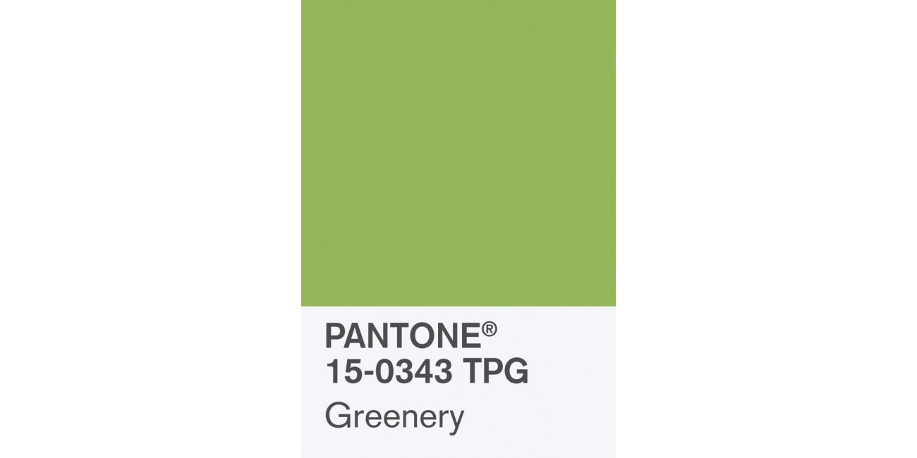 Using Pantone's Color of the Year, Greenery, in Your Home