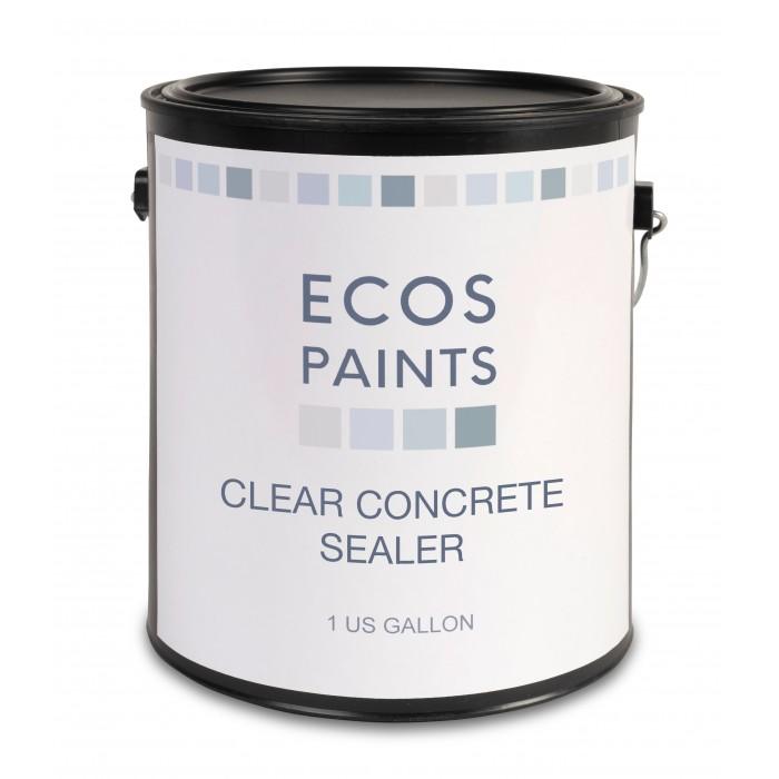 Clear Concrete Sealer