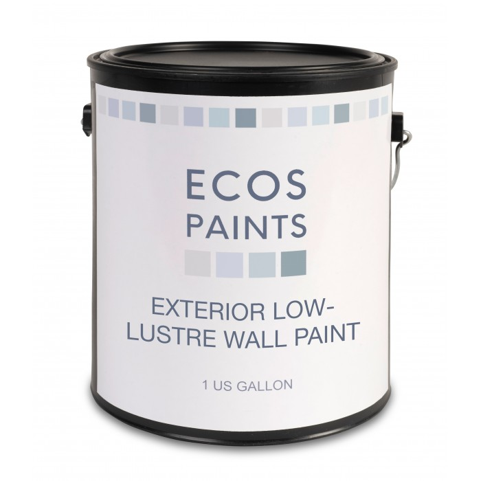 Exterior Low-Lustre Wall Paint