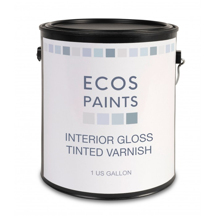 Interior Gloss Tinted Varnish