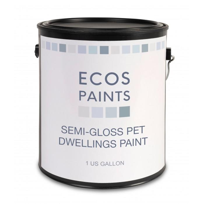 Semi-Gloss Pet Dwellings Paint