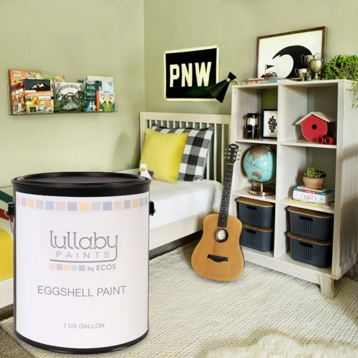 Lullaby Eggshell Paint