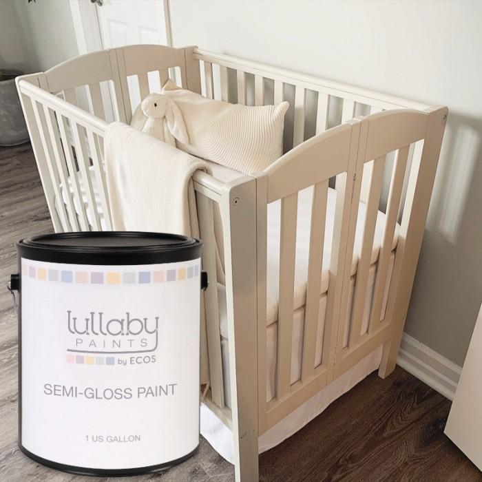 Lullaby Semi-Gloss Paint