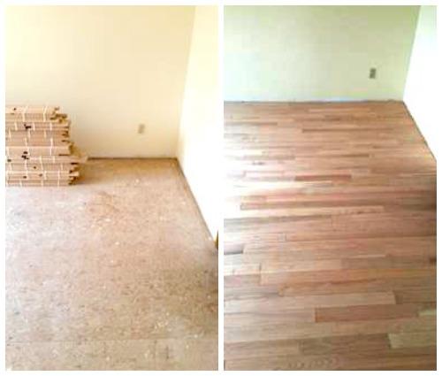 A Non-Toxic Hardwood Floor Finish