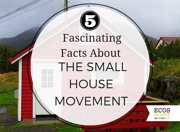 5 fascinating facts about the small house movement - ecos paints