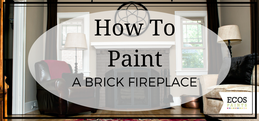 A Brick Fireplace Can Be A Gorgeous Focal Point In A Room, But Sometimes  They Can Have A Dated, Unattractive Facade That Turn Them Into The Ugly  Elephant In ...