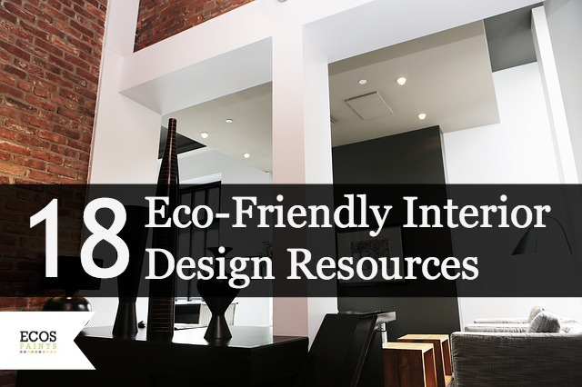 18 Eco Friendly Interior Design Resources Giveaway