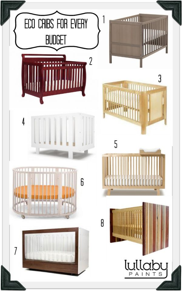 Eco Friendly Cribs For Every Budget