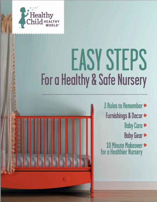 Easy Steps For A Health Safe Nursery