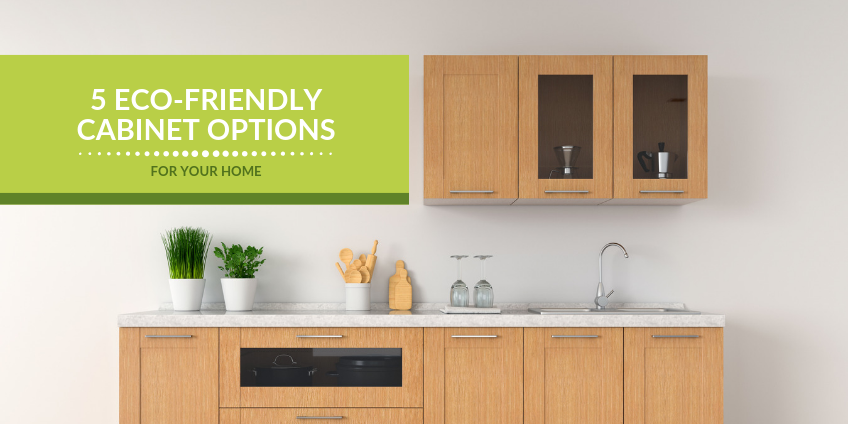 5 Eco Friendly Cabinet Options For Your, Sustainable Kitchen Cupboards